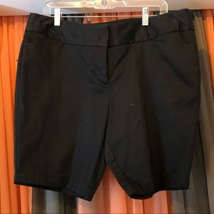 Worthington Knee Shorts